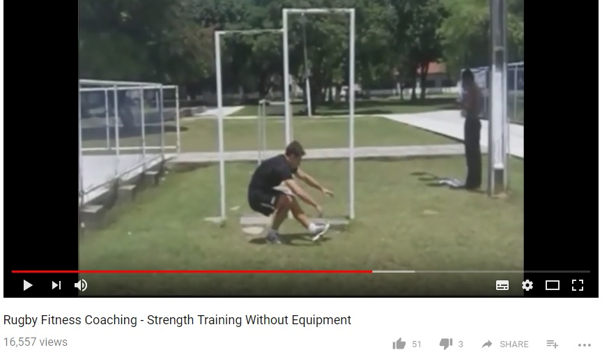 Home Strength Exercises
