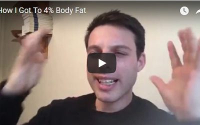Getting To Low Body Fat Levels